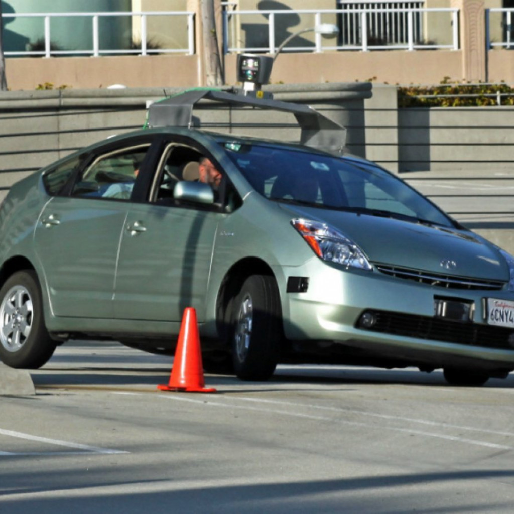 Whose Fault Is A Driverless Car Crash?