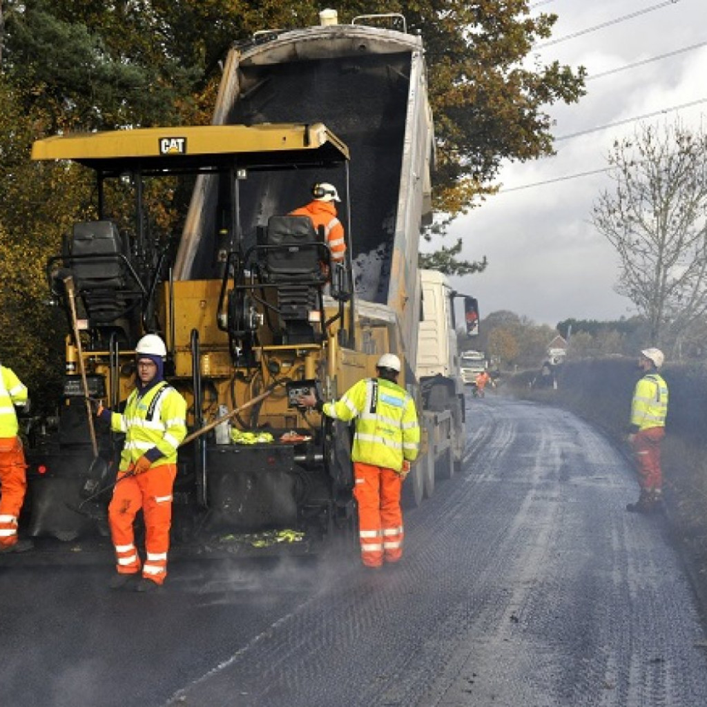 Where Shropshire's £9m roads budget goes
